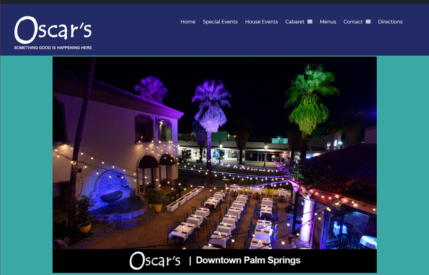 Oscar's Palm Springs
