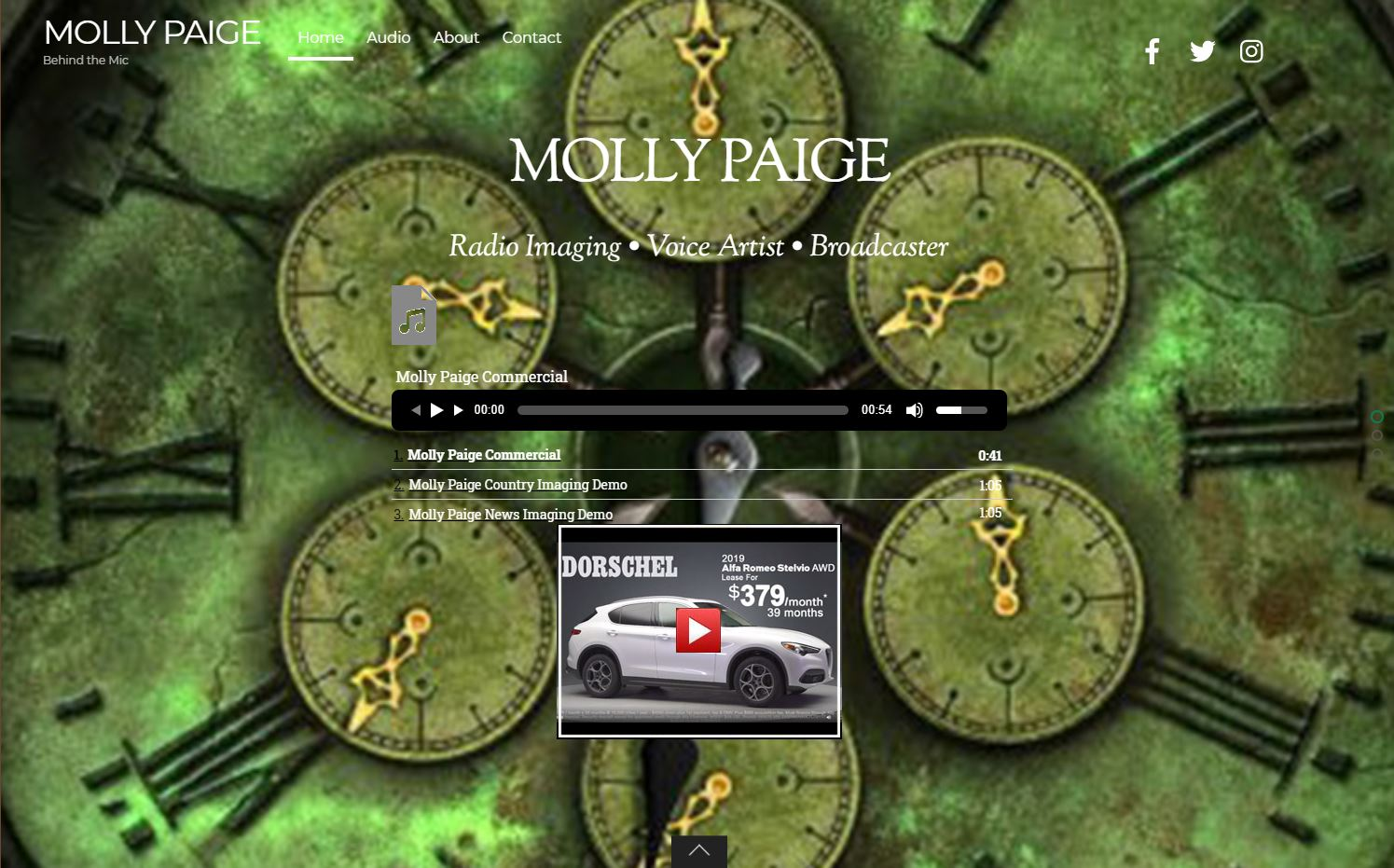 Molly Paige